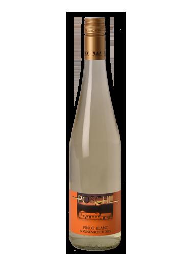 Weingut Pöschl - Borászat - Winery - Pinot Blanc