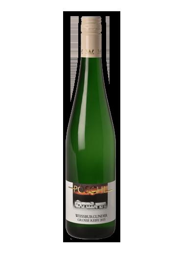 Weingut Pöschl - Borászat - Winery - Weissburgunder